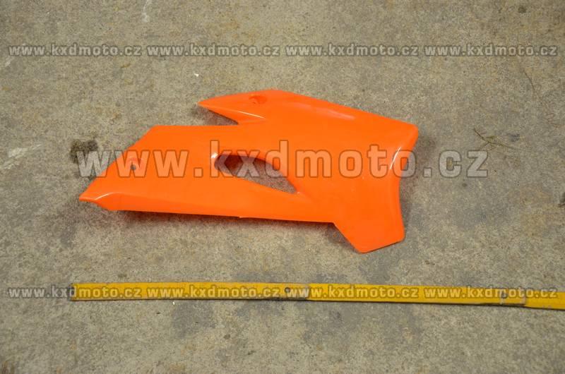 boční plasty minicross typ1