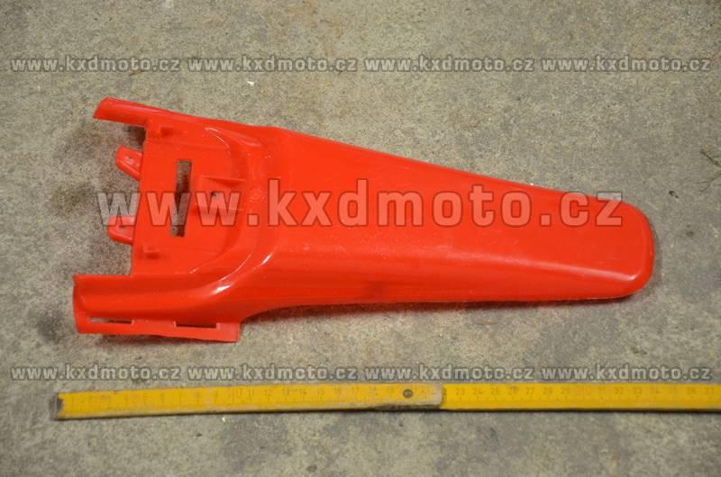 zadní blatník minicross typ2 - červená