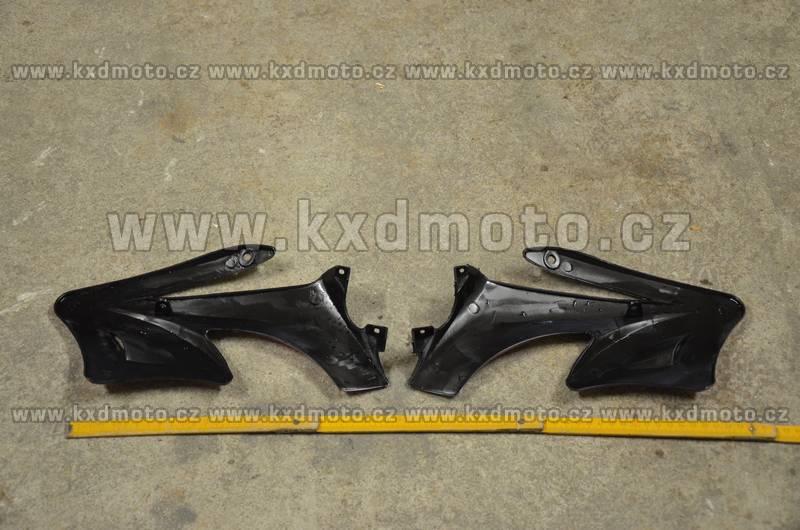 boční plasty minicross typ2 - černá