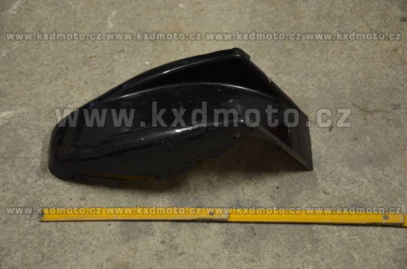 zadní blatník minibike - černá