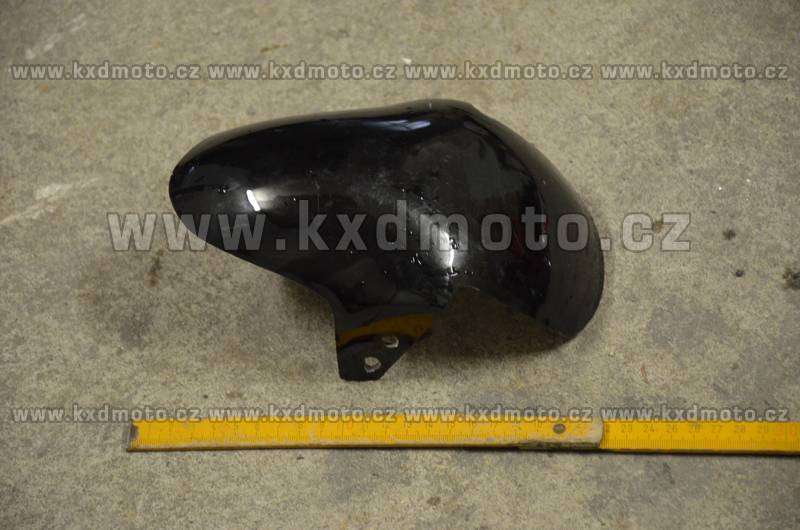 přední blatník minibike - černá