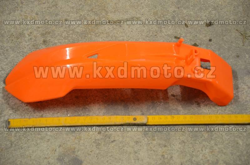 přední blatník minicross typ1 - oranžová