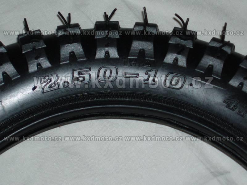 pneu minicross 10 2.50-10