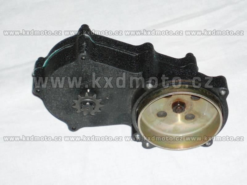 převodovka minicross CRX tuning typ2