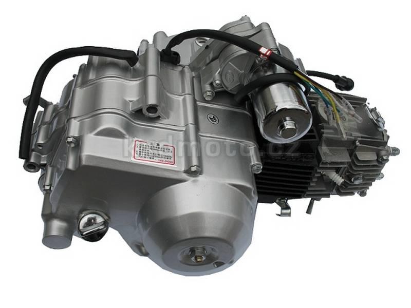 motor atv 125ccm vpřed-neutrál-vzad