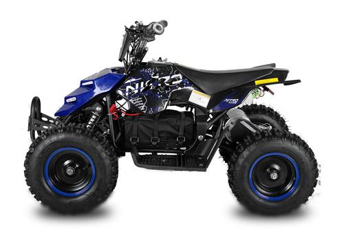 čtyřkolka Repti 800W 6kola - modrá