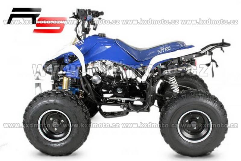 čtyřkolka RS Speedy 4T 125ccm 8
