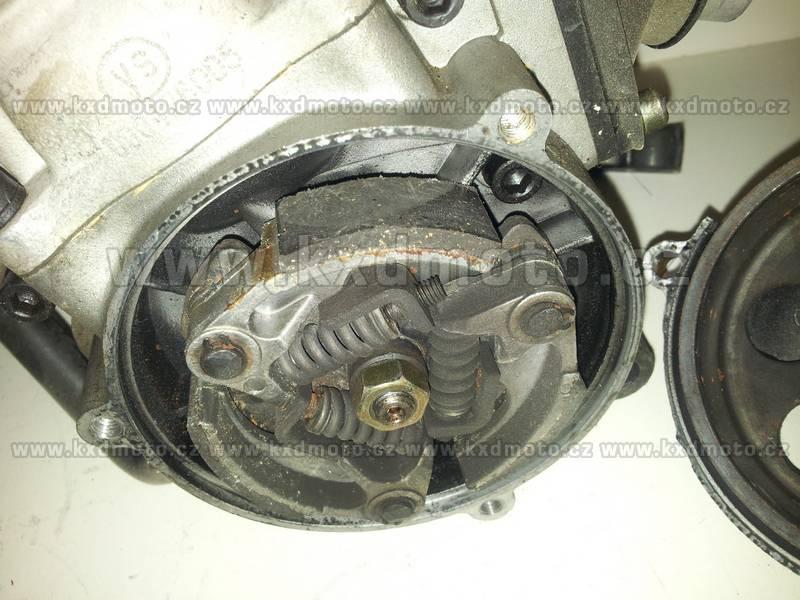motor minibike H2O vodník