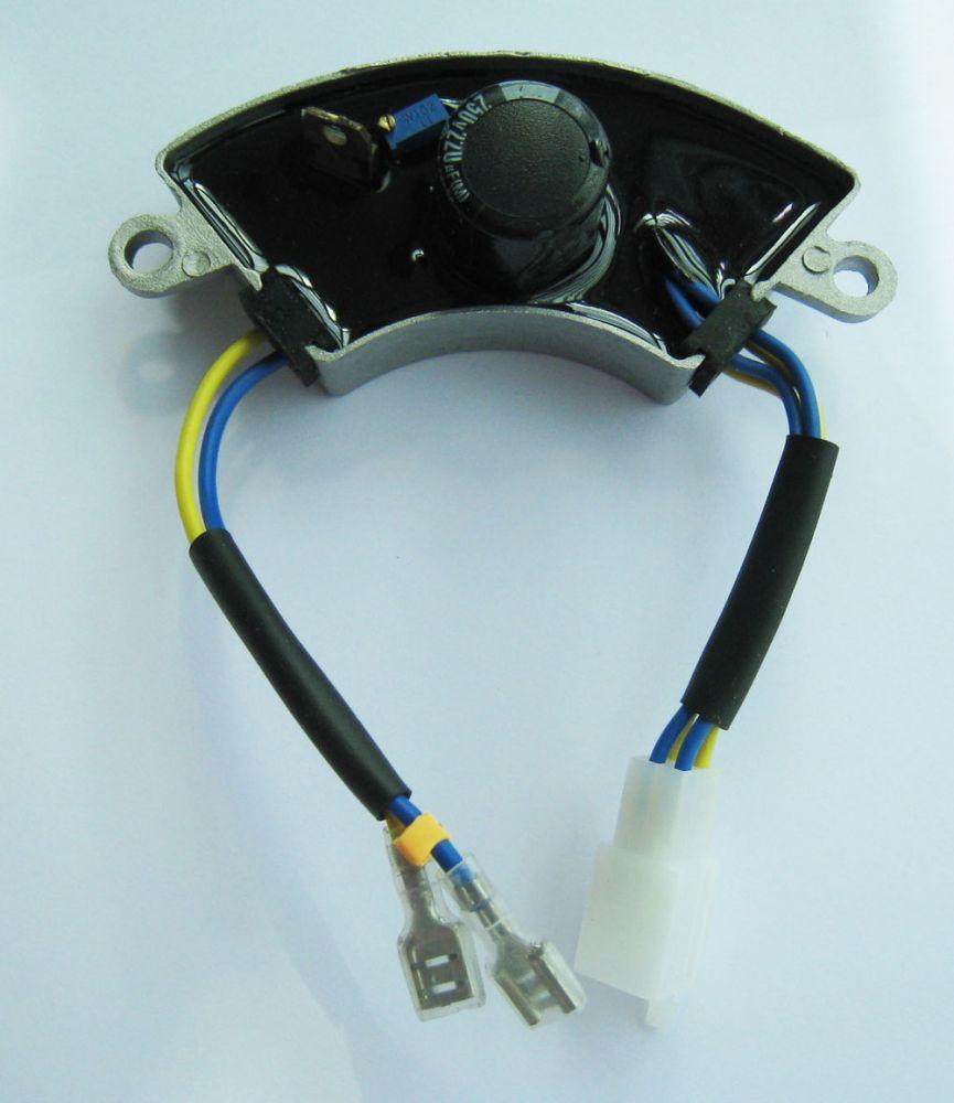 AVR regulátor