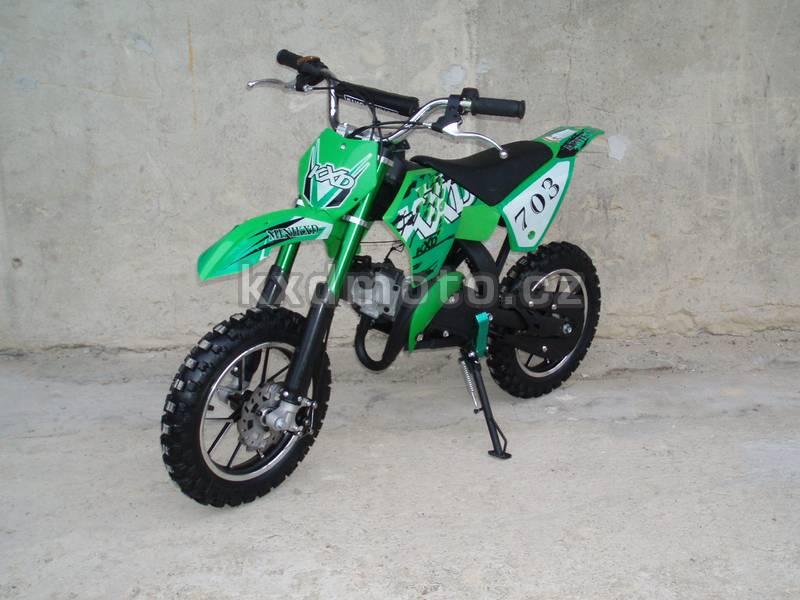 minicross KXD3 KaTM 703 - zelená