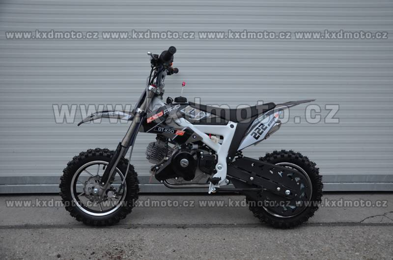 minicross KXD GT-K50 - černá