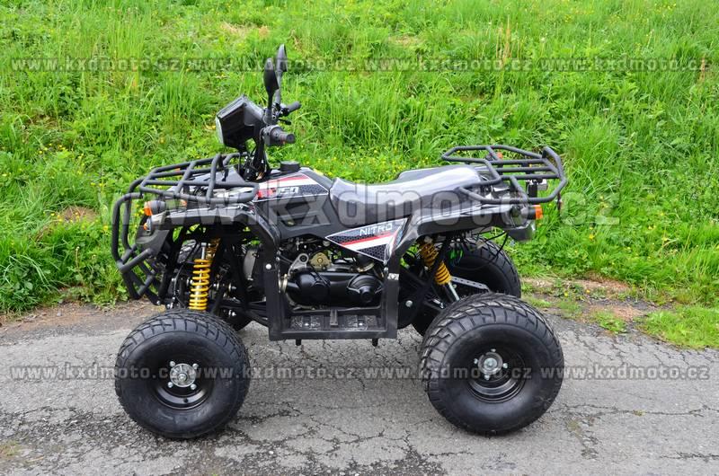 čtyřkolka Fuxin FX 150
