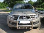nerezový rám VW AMAROK homologace