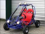dětská buggy buginka 50ccm 4takt