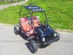dětská buggy 125 ccm 4takt NITRO automat - AKCE